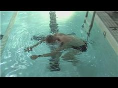 When learning how to swim properly, it's important to develop proper breathing rhythms that involve blowing bubbles when the face is down. Learn about the importance of balance and proper stroke mechanics in swimming with help from a professional endurance coach in this free video on swimming techniques.    Expert: Stephen Taylor  Contact: www.STtr...
