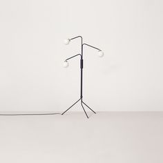 Array floor lamp by CTO Lighting