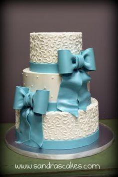Bows Cake