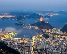 one of my top 3 places to see. Brazil. gorgeous.