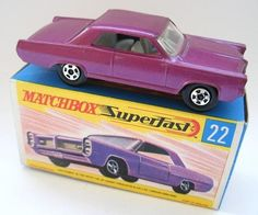 Matchbox Superfast No. 22