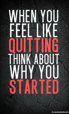 Don't quit, you will create a hurdle in your fitness success! #Motivation #NikeplusKinect