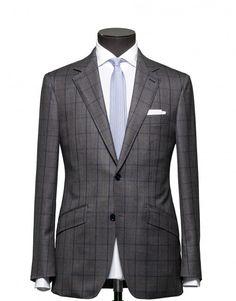 2P Suit, Dark Grey, 4265