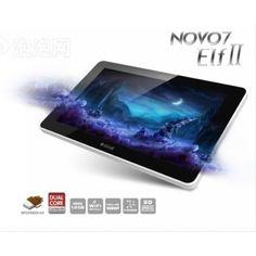 UPDATE: I'M COVERED WITH MY IPAD!  Ainol Novo 7 Elf II - 7 inch Dual Core Android 4.0 Tablet Cortex A9