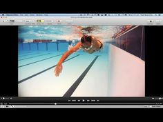 SLAP Swim Tips - Pushing off the wall & Touch-turn - YouTube