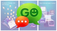 GO SMS Pro 5.43 Download Best Latest Massage APK App for Android
