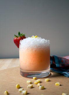 strawberri smash, mixolog monday, smash cocktail