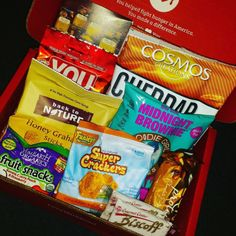Love with Food, $7.99+ | 21 Delectable Subscription Boxes Foodies Will Totally Love