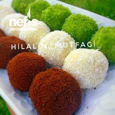 3 Renkli İrmik Topları #3renkliirmiktopları #sütlütatlılar #nefisyemektarifleri #yemektarifleri #tarifsunum #lezzetlitarifler #lezzet #sunum #sunumönemlidir #tarif #yemek #food #yummy