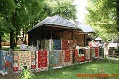 Muzeul Satului, Bucuresti Romania, Gazebo, Outdoor Structures, Cabin, House Styles, Home Decor, Kiosk, Decoration Home, Room Decor