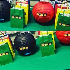 Ninjago Birthday Party Ideas | Photo 1 of 6