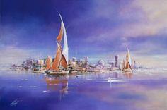 #Art #Sailing