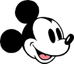 Mickey Head Toon Images.