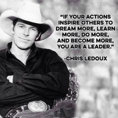 Words of Wisdom by Chris LeDoux