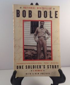 One Soldier's Story by Bob Dole Paperback Book (English) - http://books.goshoppins.com/history/one-soldiers-story-by-bob-dole-paperback-book-english/