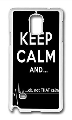 Samsung Note 4 Case Keep Calm And... Ok, Not That Calm Phone Case Custom White Polycarbonate Hard Case For Samsung Note 4 Phone Case Custom http://www.amazon.com/dp/B014ZVB1BG/ref=cm_sw_r_pi_dp_omVlwb1R0KD8E