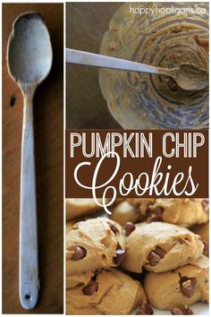 Insanely Addictive Pumpkin Chocolate Chip Cookies that Will Make You Mom of The Year – Happy Hooligans