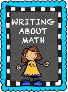Blog post about writing in the high school math classroom