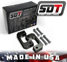 """2"""" Front Lift Leveling kit 2007-2016 Chevy Silverado GMC Sierra 1500 4WD 2WD #SDT"""