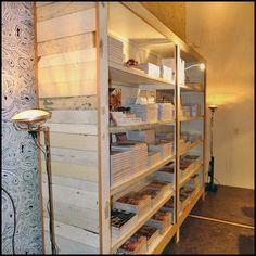Armario de madera de reciclo - Piet Hein Eek