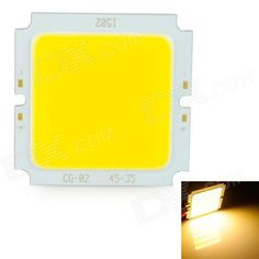 15W 1500lm 3200K LED Warm White Light Board - Silver + Yellow (48-54V). Brand N/A Material Plastic + aluminum Color Silver + yellow Quantity 1 Emitter Type LED Total Emitters 1 Power 15 W Color BIN Warm White Rate Voltage 48-54 V Luminous Flux 1350-1500 lm Color Temperature 3000-3200 K Application All kinds of LED lighting products Packing List 1 x LED light board. Tags: #Lights #Lighting #Bulbs #and #Strips #LED #Bulb #Parts #Leds