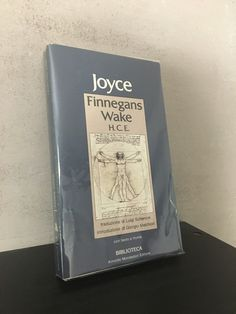 """Finnegans Wake"" James Joyce, prima edizione Mondadori, 1982"