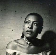 Billie Holiday at Sugar Hill Club N.J 1957