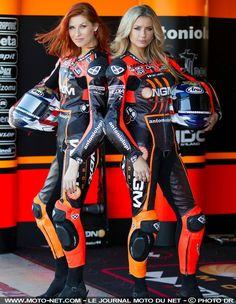 Moto gp women