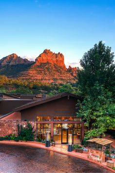 Amara Resort and Spa, Sedona, AZ