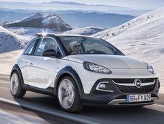 ADAM Rocks Opel Specification - http://autotras.com