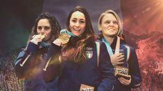 Sky - Le Azzurre : ragazze d'Oro