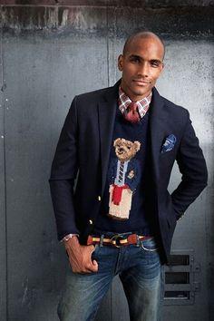 Men\u0026#39;s fashion Ralph Lauren