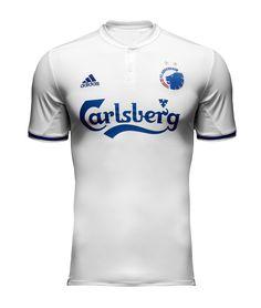 Camisas do Copenhagen 2016-2017 adidas Titular