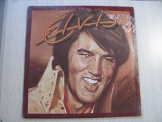 Welcome To My World Elvis AFL1-2274 Sealed