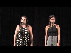 "National Poetry Slam Finals 2014 - ""Say No"" Olivia Gatwood, Megan Falley - YouTube"