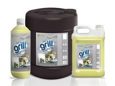 É um detergente líquido, alcalino e desincrustante com formulação balanceada e biodegradável. Ideal para remoção de gorduras e resíduos carbonizados passíveis de remoção em superfícies. Hp Químicos ( 43) 3321 3232- Londrina. https://www.facebook.com/hpquimicos