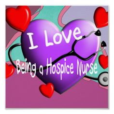 I love being a CNA at Hospice of Rutherford County!