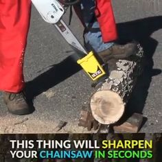 Gardening Saw Chainsaw Teeth Sharpener Chainsaw Sharpening Tools, Chainsaw Sharpener, Sharpening Stone, Wood Carving Tools, Garage Tools, Garage Storage, Diy Home Repair, String Lights Outdoor, Gadgets And Gizmos
