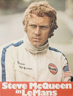 Le Mans Original Movie Poster - 1971