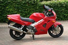 """Honda VFR800 pre vetec model and truly the best bike I've ever owned and ridden. If Carlsberg made bikes, this would probably be the """"Best Bike in the World"""""""