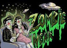 zombie wear