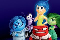"""What the movie """"Inside Out"""" taught me about being real and honest."""