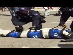 Police Are Using a Barbaric New Tool to Fully Restrain Citizens