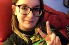 """On Thursday, 17-year-old Kristiana Coignard was shot dead by three police officers in the lobby of the Longview Police Department. Coignard arrived at the station around 6:30 p.m. and asked to talk to an officer. Police say the girl was """"brandishing a weapon"""" before she was shot four times.  The three officers, who have not been identified, have been placed on leave. The investigation of Coignard's death is now being handled by the Texas Rangers."""