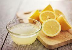 jugo de limón para la piel