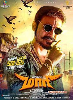 Maari 2015 Tamil Watch Full Movie Online for FREE