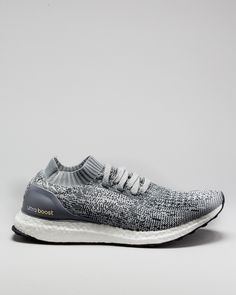 the latest bf62f 7627e Adidas Ultraboost Uncaged Grey