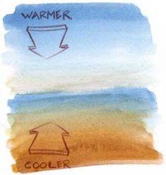 warm cool landscape copy