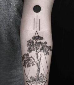 geometric tattoo designs (22)