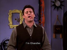 Joey Friends tv show Funny quotes Friends Tv Show, Tv: Friends, Serie Friends, Friends Moments, I Love My Friends, Friends Episodes, Tv Shows Funny, Best Tv Shows, Movies Showing